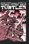 TEENAGE MUTANT NINJA TURTLES #1-3rd Print