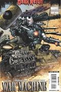 WAR MACHINE #2-2nd Print