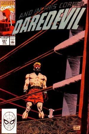 Comic Cover for Daredevil (#287)