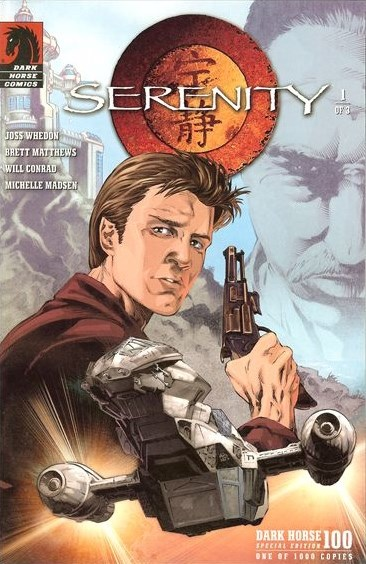 Comic Cover for SERENITY: BETTER DAYS (#)