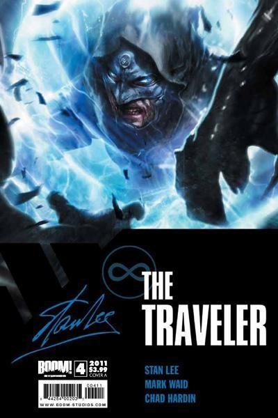 (Boom! Studios) Cover for Traveler, The #4 Cover A by Francesco Mattina