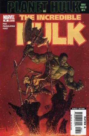 (Marvel) Cover for Incredible Hulk, The   #93