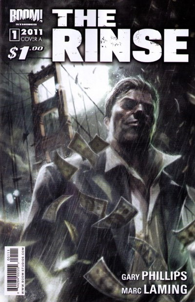(Boom! Studios) Cover for Rinse, The #1 Cover A by Francesco Mattina