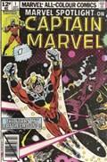 MARVEL SPOTLIGHT #1B  Variant Cover Price Variant (12 Pence)