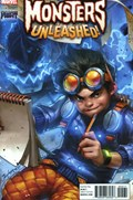 MONSTERS UNLEASHED #5E