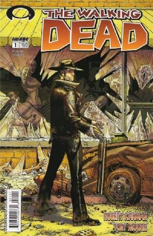 Comic Cover for Walking Dead, The (#1)