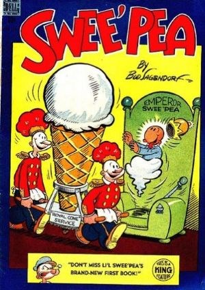 Comic Cover for Swee'pea (Four-Color) (#219)