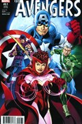 AVENGERS #3D  Variant Cover Issue 3.1 Mark Bagley Variant Cover. Limited 1 for 50.