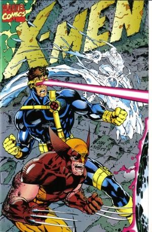 Comic Cover for X-Men (#1)