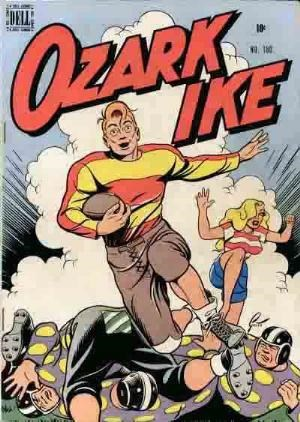 Comic Cover for Ozark Ike (Four-Color) (#180)