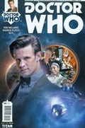 DOCTOR WHO: THE ELEVENTH DOCTOR YEAR TWO #4A
