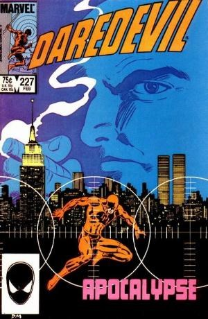Comic Cover for Daredevil (#227)