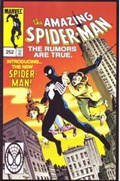 AMAZING SPIDER-MAN #252A