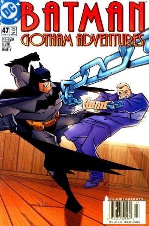 (DC) Cover for Batman: Gotham Adventures #47