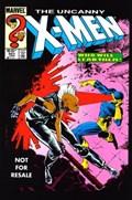 UNCANNY X-MEN #201A