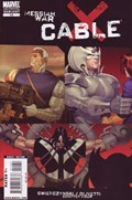 CABLE #14B  Variant Cover Ariel Olivetti Second Printing Variant Cover