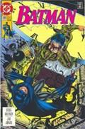 BATMAN #490-2nd Print