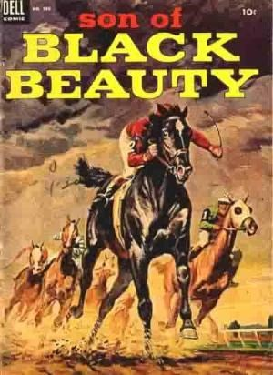 (Dell) Cover for Son Of Black Beauty (Four-Color) #566