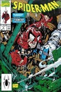 SPIDER-MAN #5A  Variant Cover Toy Biz Edition