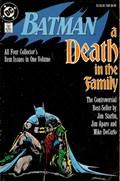 BATMAN: A DEATH IN THE FAMILY #1F