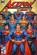 ACTION COMICS #1000-KINGS