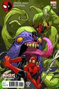 SPIDER-MAN/DEADPOOL 1.MU #1C