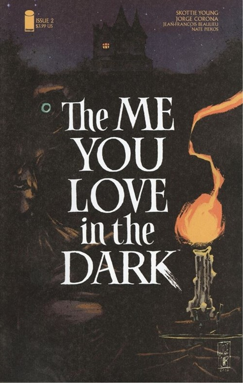 (Image) Cover for Me You Love In The Dark, The #2