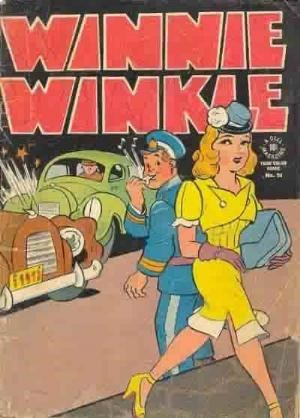 Comic Cover for Winnie Winkle (Four Color) (#94)