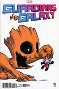 GUARDIANS OF THE GALAXY (MARVEL LEGACY) #150C