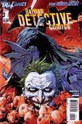 DETECTIVE COMICS #1-2nd Print