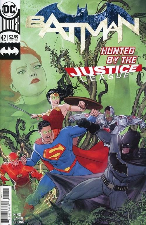 Comic Cover for Batman (#42)